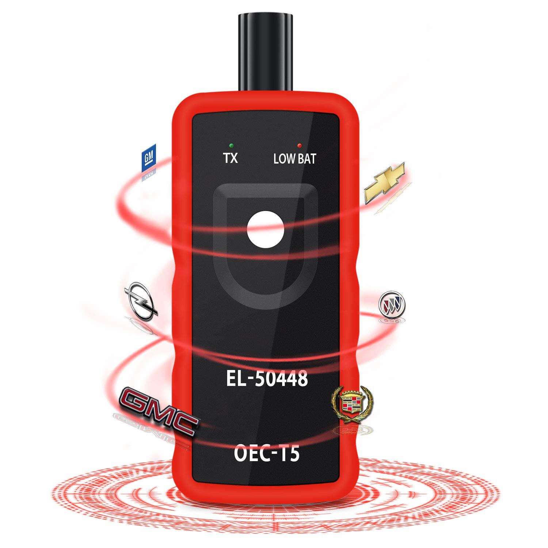 EL50448 TPMS Relearn Tool GM Tire Pressure Sensor Reset Relearn Tool OEC-T5 for GM Series Vehicles