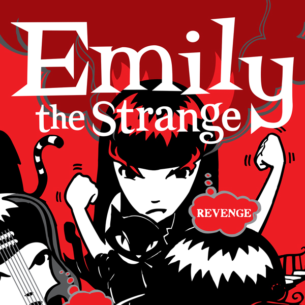 Emily The Strange (Collections) (3 Book Series) ()