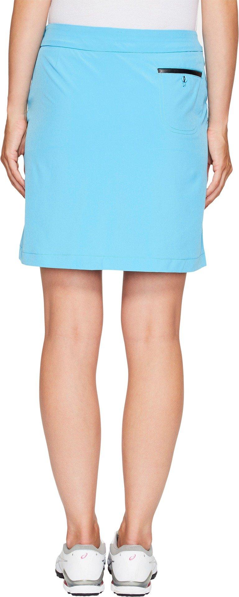 Jamie Sadock Women's Airwear Light Weight 18 in. Skort Aquarius Skirt by Jamie Sadock (Image #1)