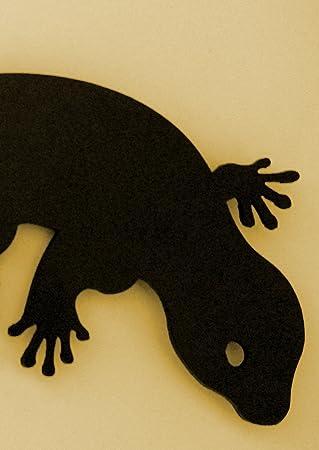 Amazon.com: Lizard, Gecko, Southwest, Metal Art Lizards, wall art ...