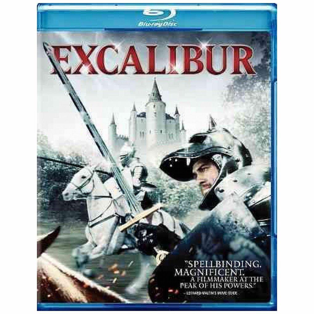 Blu-ray : Excalibur (Widescreen)