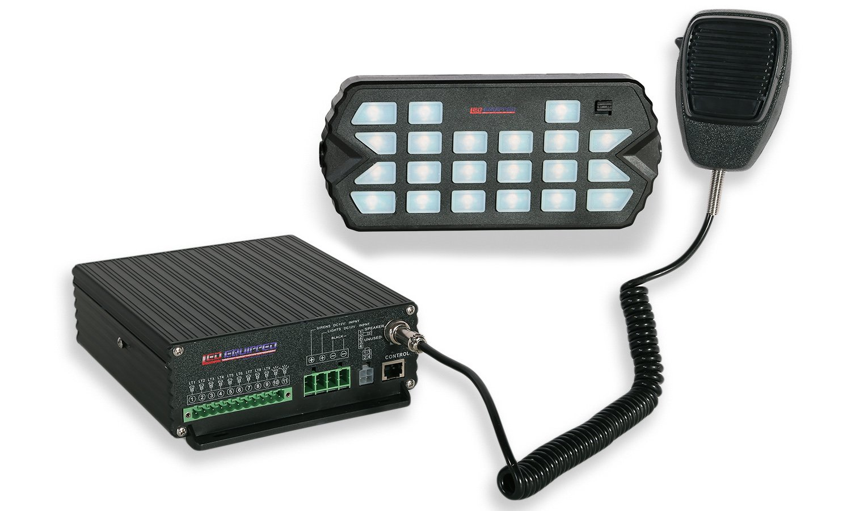 Black Falcon 100 Watt Siren Automotive Whelen Control Box Wiring Diagram