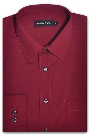 en ligne ici choisir authentique bonne vente Chemise facile d'entretien sans repassage - Manches longues ...