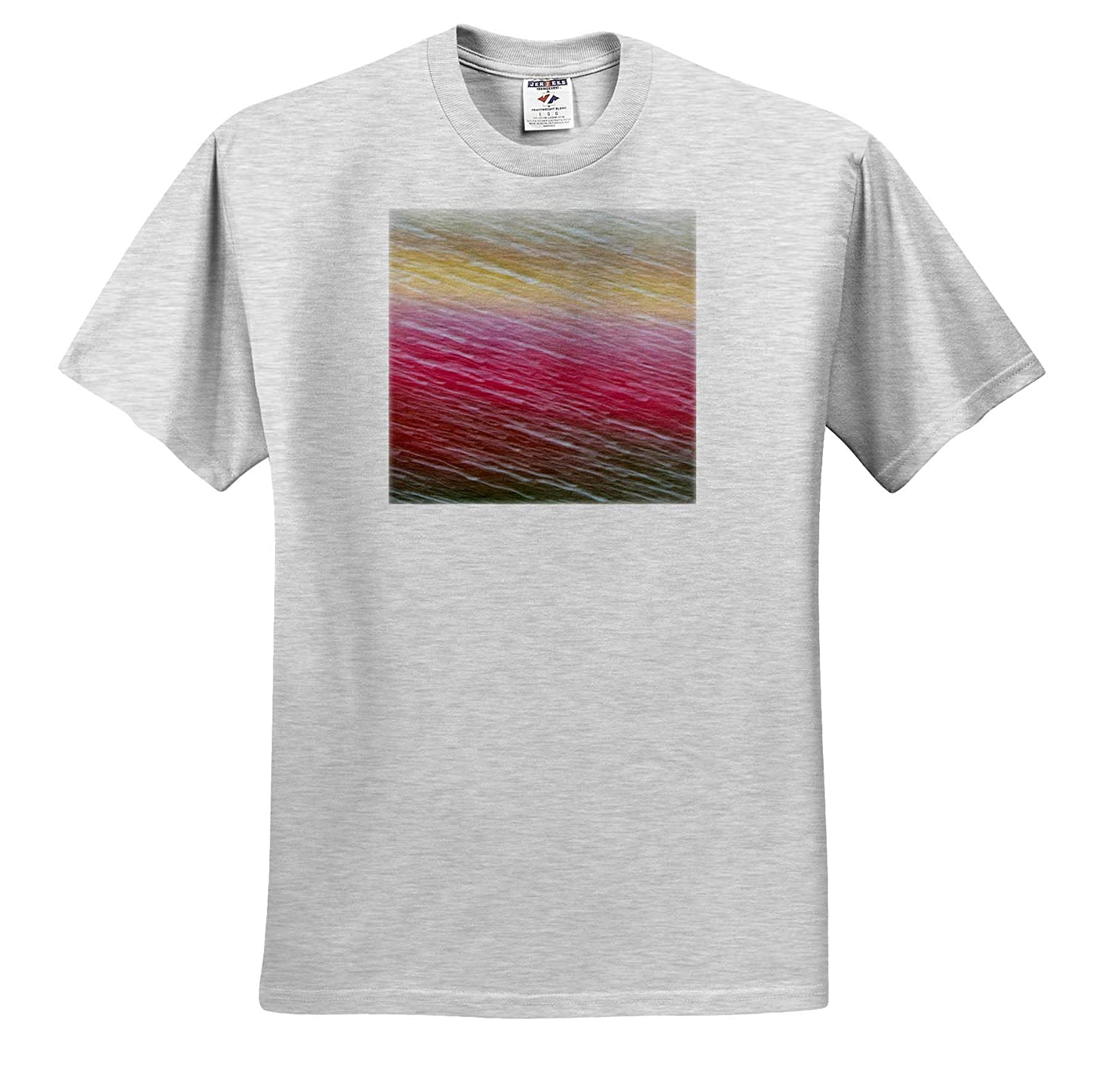 - Adult T-Shirt XL Abstract of Tulips and Rain Drops in Patterns 3dRose Danita Delimont ts/_313784 Abstracts