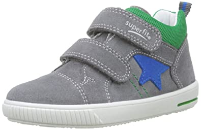 SUPERFIT Leder Halbschuh Sneaker Mod.08102-06 NEU Gr.28-35