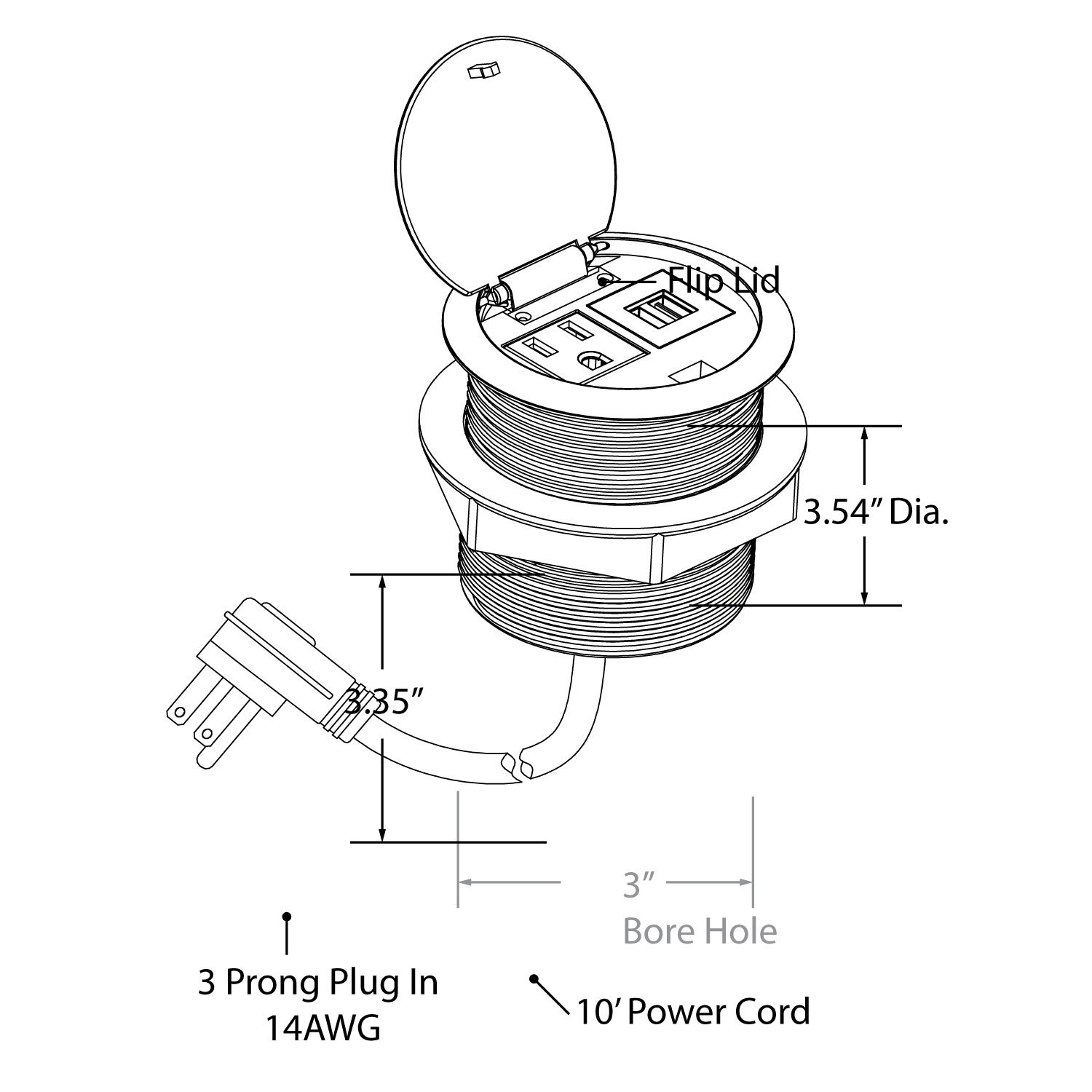 electrical receptacle wiring canada