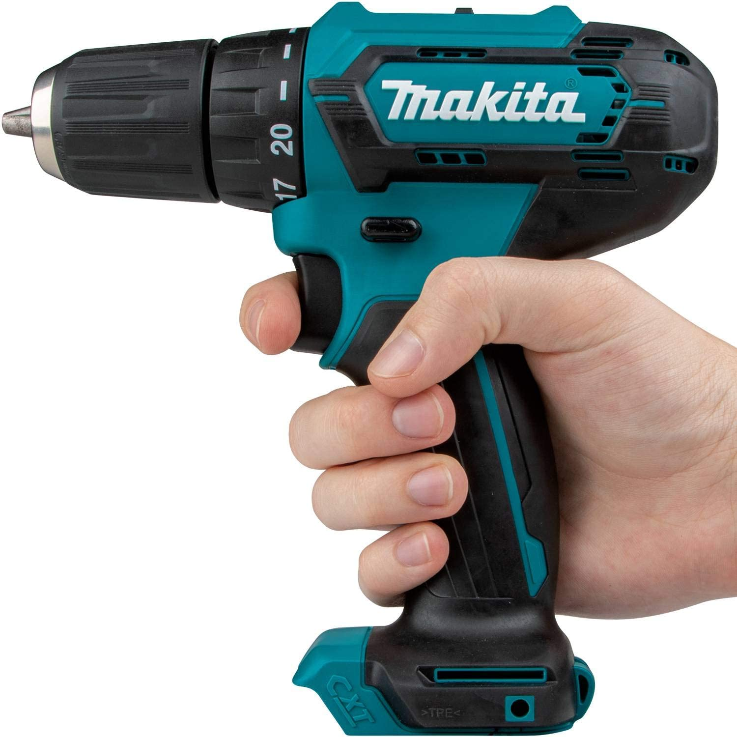 Tool Only Makita FD09Z 12V max CXT Lithium-Ion Cordless 3//8 Driver-Drill