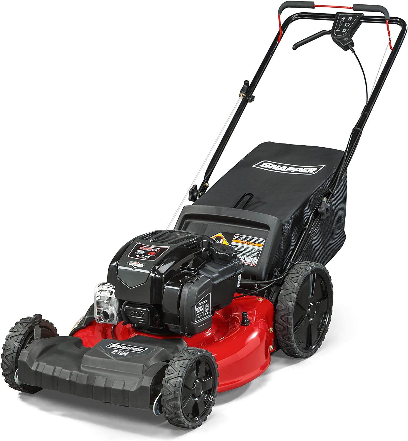 Snapper Self Propelled Gas Powered Mower