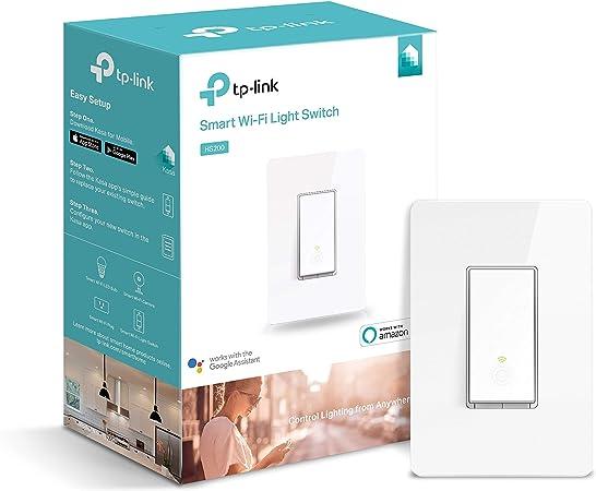 Amazon.com: Interruptor de luz inteligente Kasa por TP-Link ...