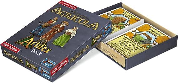 Lookout Games 22160091 – Agricola – Arti FEX Deck: Amazon.es: Juguetes y juegos