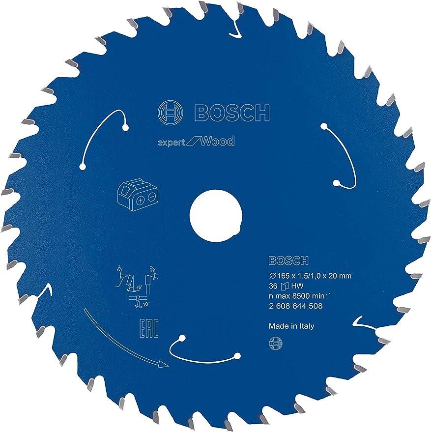 Bosch 2 608 640 620 Hoja de sierra circular Optiline Wood 48 200 x 30 x 2,8 mm pack de 1