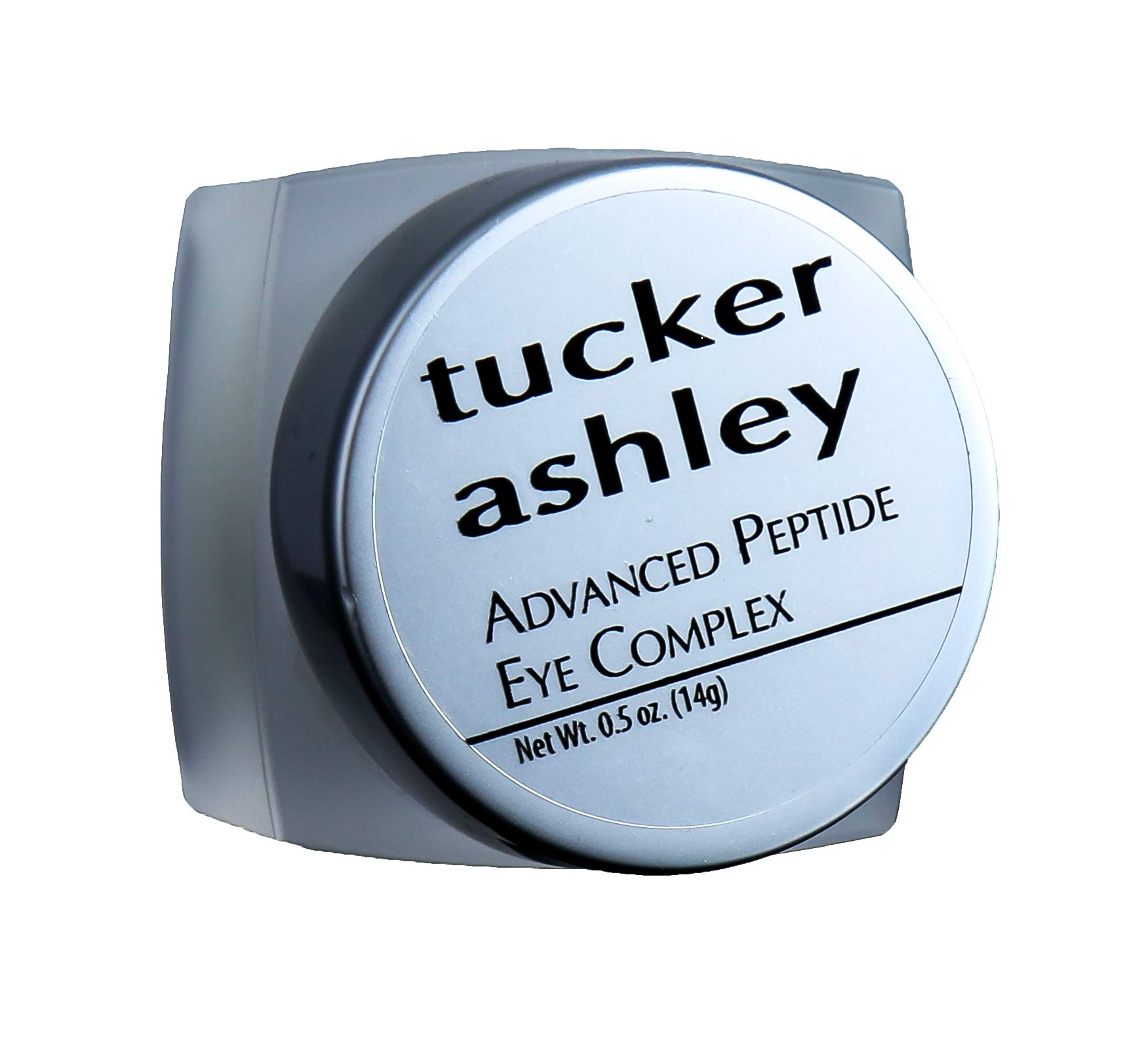 tucker ashley Advanced Peptide Eye Complex, Anti-Aging, Anti-Wrinkle Effect, Helps Reduce Dark Circles, Hydrates, Helps Stimulate Collagen Production, 0.5 oz