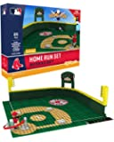 Oyo Sportstoys MLB Boston Red Sox Home Run Derby Set with Minifigure, Small, White