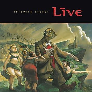 Live - Throwing Copper - Amazon.com Music
