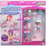 Happy Places Shopkins Season 3 Welcome Pack - Cosy Bear Bedroom