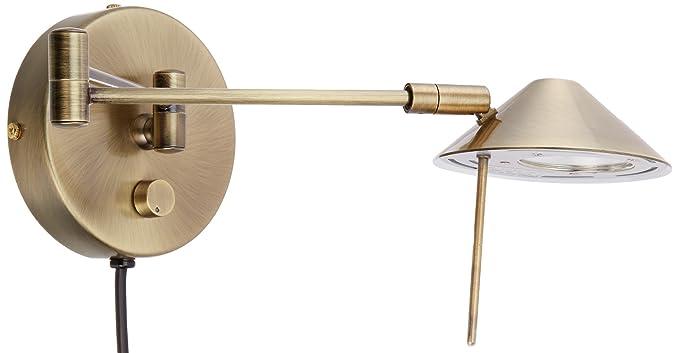 Lite source ls 16350ab rhine halogen wall lamp antique brass wall lite source ls 16350ab rhine halogen wall lamp antique brass aloadofball Gallery