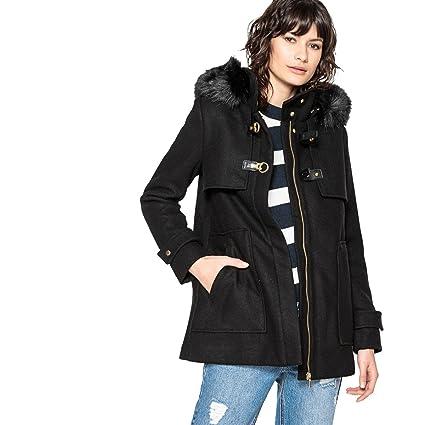 comment commander super populaire style limité Amazon.com: La Redoute Collections Womens Wool Mix Duffle ...