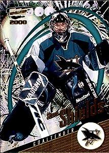 1999-00 Revolution #129 Steve Shields SAN JOSE SHARKS