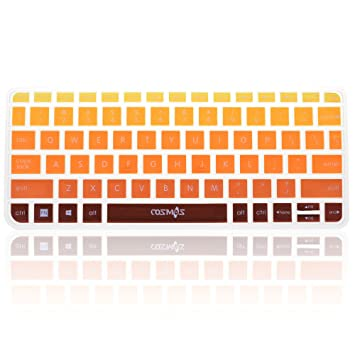 Ultra Thin Silicone Soft Keyboard Cover Skin for Logitech Wireless Touch  Keyboard K400 Plus (For f4c5fe9d0b805