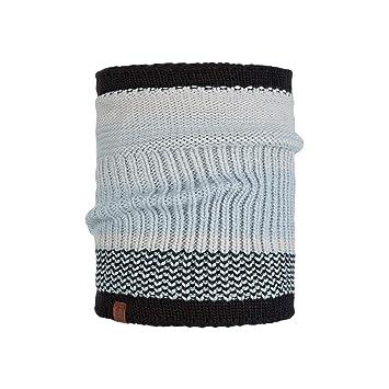 Buff Borae Knitted and Polar Fleece Neck Warmer Comfort e9bfc274b3f