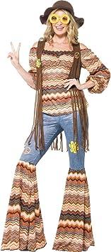 70er Equipo Disfraz de Hippie años 60er Disfraz de Hippie Vintage ...