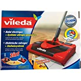 Escoba electrica inhalambrica anunciada tv hogar for Vileda 123186