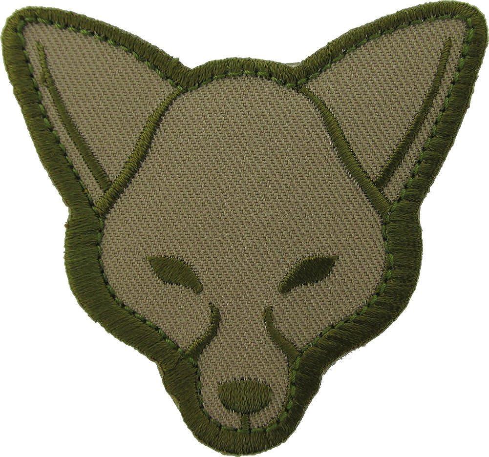 MilSpec Monkey Fox Head Morale Patch (Multicam (Arid))
