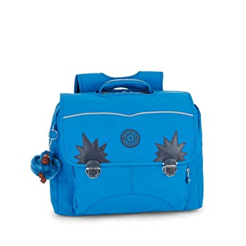Kipling - INIKO - Mochila mediana - Blue Green Mix - (Azul): Amazon.es: Equipaje