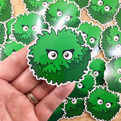 Amazon Com Bush Camper Sticker Handmade