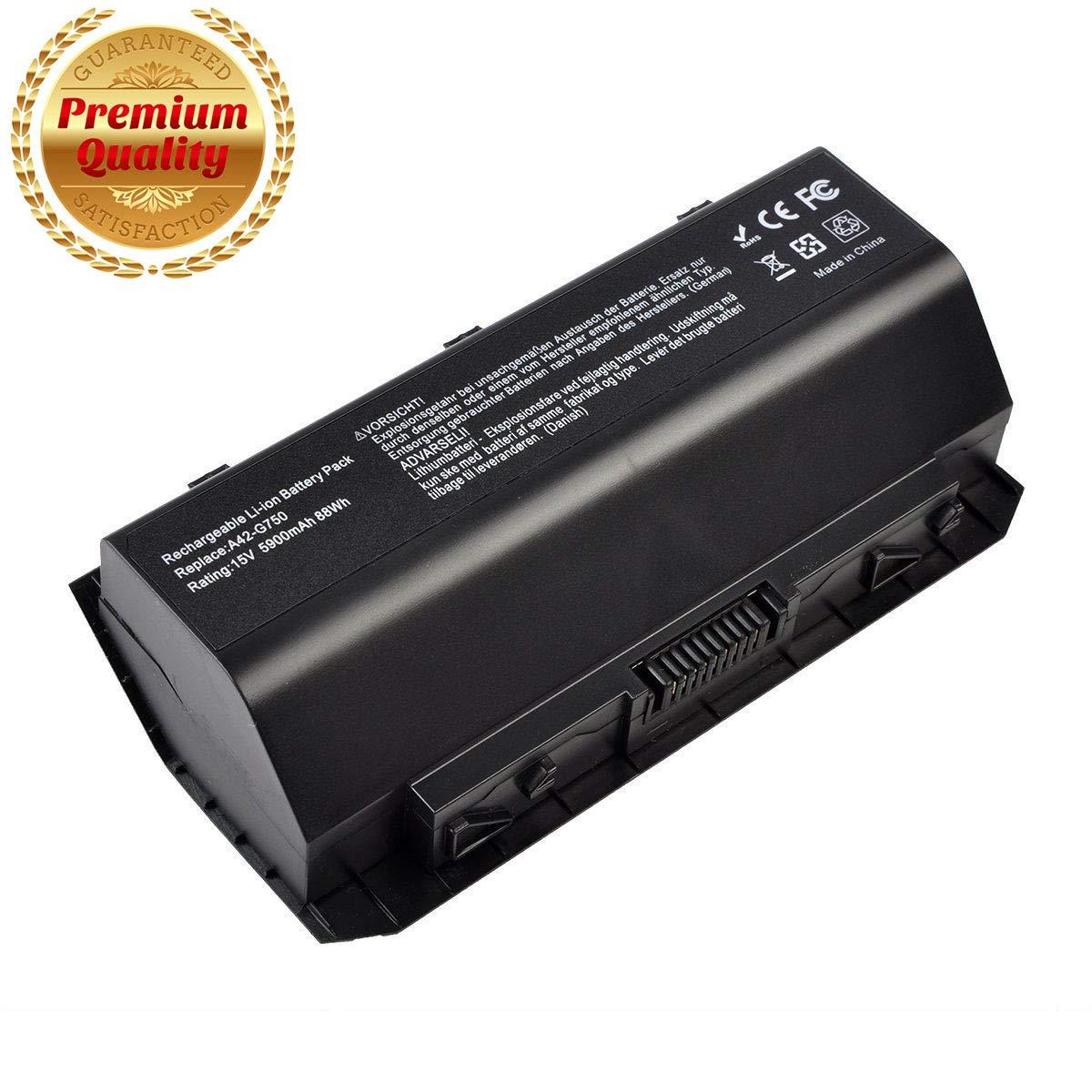 Bateria A42-g750 Asus Rog A42-g750 G750j G750jw G750jx G750j