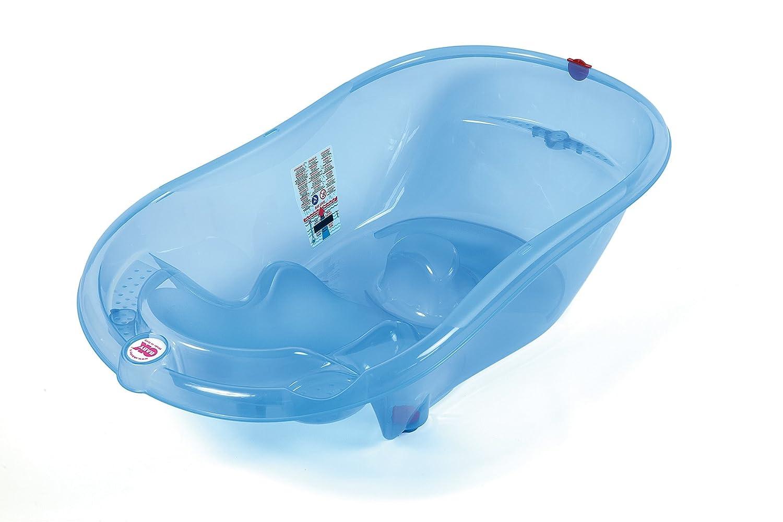 OK Baby N38238440X Onda - Baby-Badewanne, blau Bisal GmbH - Baby O38238440