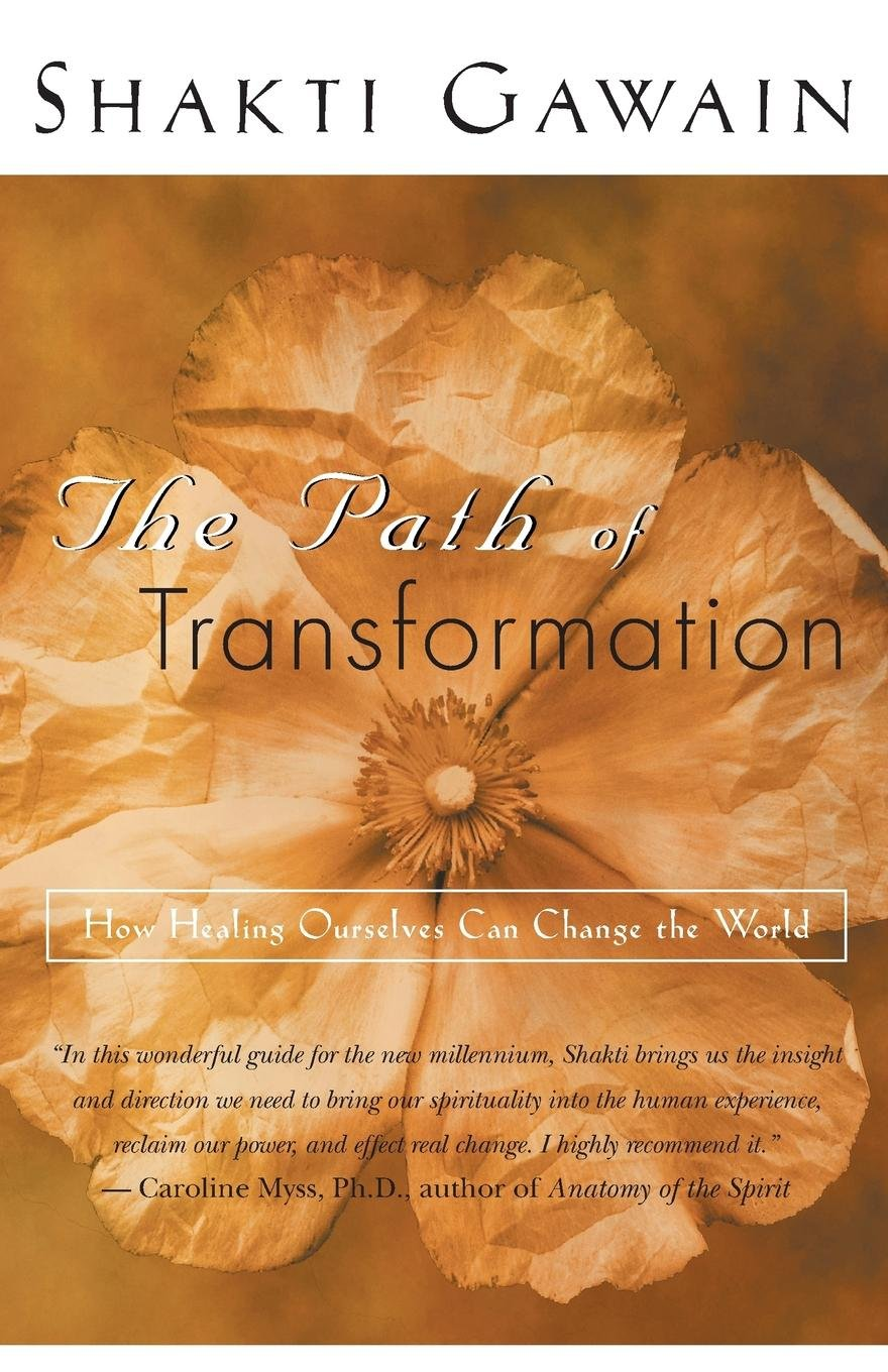 Workbooks the creative visualization workbook : The Path of Transformation: How Healing Ourselves Can Change the ...
