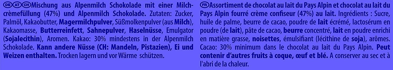 Milka Calendrier de lAvent 200 g