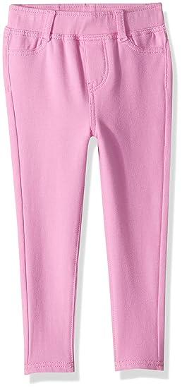 6dfce84119212f Amazon.com: Levi's Baby Girls' Super Skinny Fit Pull on Leggings ...