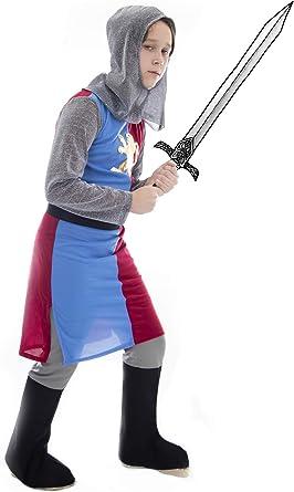 Boo! Inc Noble Knight - Disfraz de Caballero para niños de ...