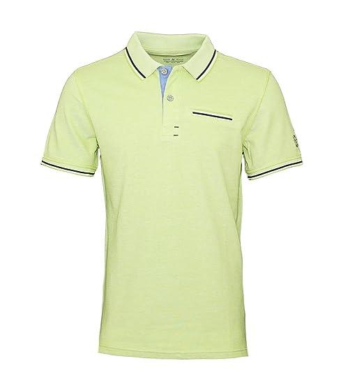 TOM TAILOR Poloshirt Color Tipping Polo 1555058.00.10 7695