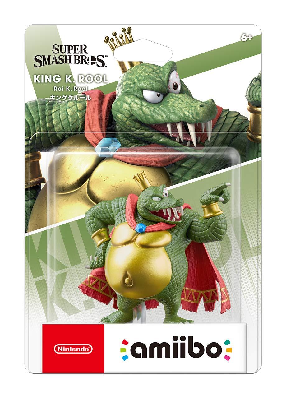Nintendo amiibo - King K. Rool - Super Smash Bros. Series japan import by Nintendo (Image #2)