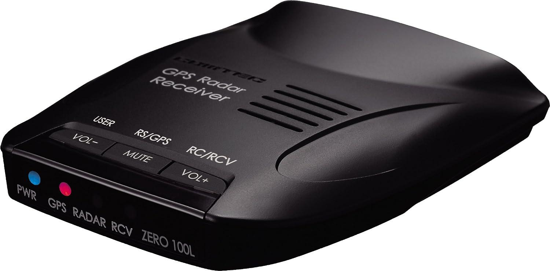 コムテック レーダー探知機 ZERO 100L 無料データ更新 移動式オービス/小型オービス/ゾーン30対応 OBD2接続 GPS 薄型 B00ZC1QYZW