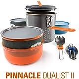 GSI Outdoors, Pinnacle Dualist II Camping Cook Set