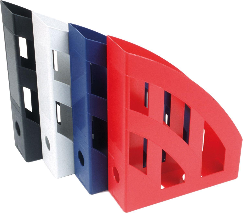 Nero /C4 DIN A4/ Plastica helit h2361095/Portariviste Economy