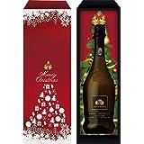 【Amazon.co.jp限定】 【シャンパンより売れている クリスマス スパークリング ワインギフト】ヴィッラ サンディ プロセッコ DOCG アゾーロ [辛口 イタリア 750ml ] [ギフトBox入り]