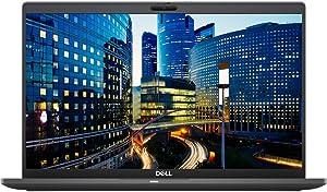 "Dell Latitude 7410 Laptop (Carbon Fiber) - 14"" FHD AG Display - 1.8 GHz Intel Core i7-10610U Quad-Core - 256GB SSD - 8GB - Windows 10 pro"