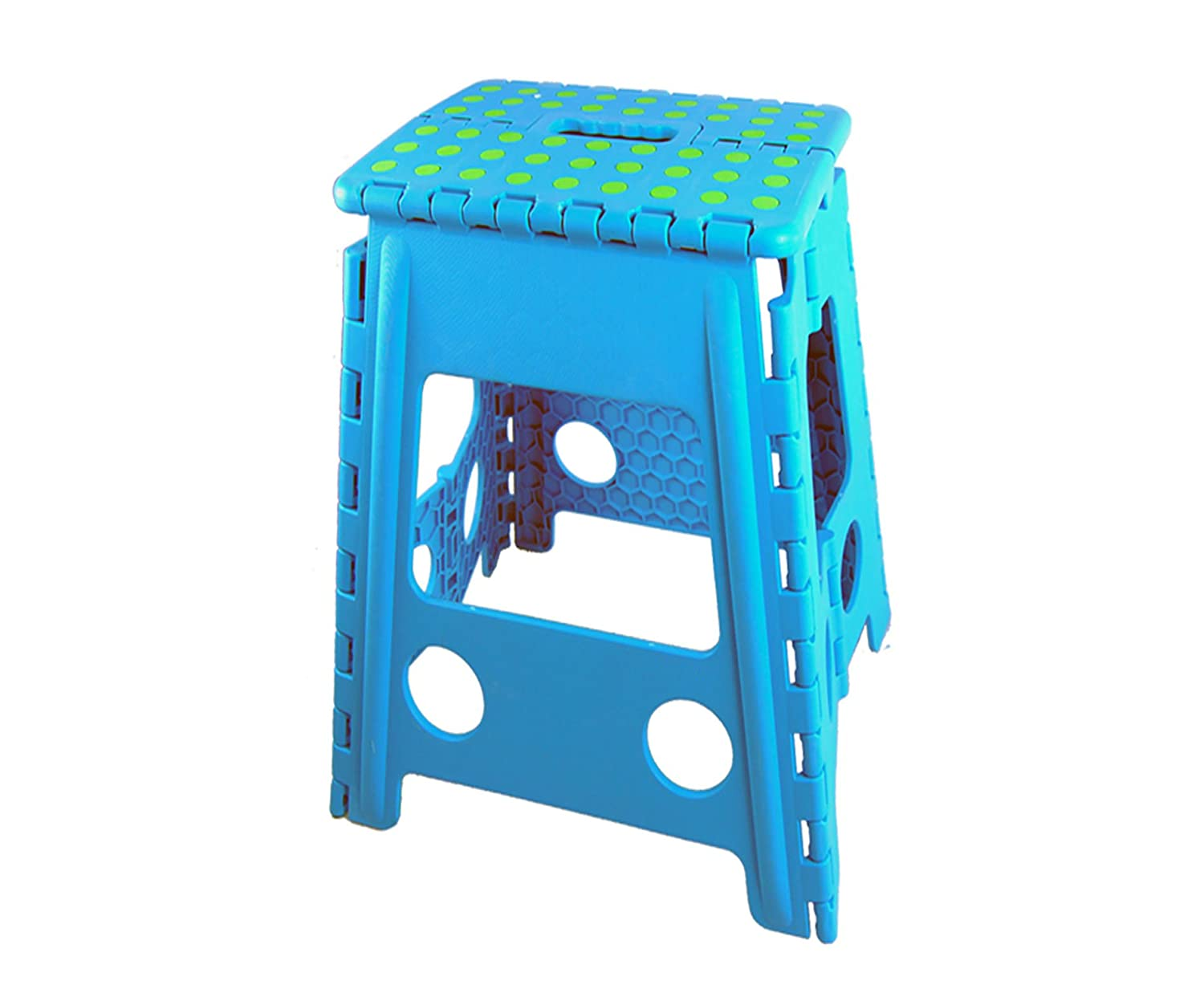 sc 1 st  Amazon UK & Tall Folding Step Stool: Amazon.co.uk: Kitchen u0026 Home islam-shia.org