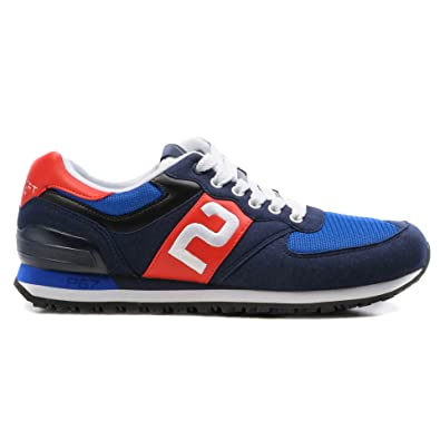 Ralph Lauren Sneaker Slaton Newport Navy - Bleu - Navy AF, 41 EU EU ... fef12941ef21