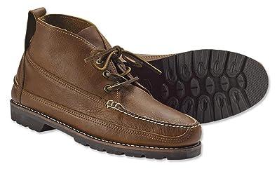Gokey Lug Sole Chukka Boots