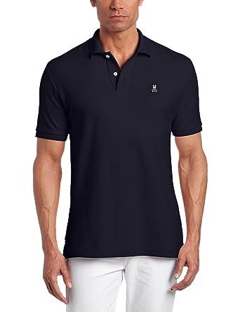 f693feb4c19 Psycho Bunny Men's Classic Polo Shirt at Amazon Men's Clothing store ...