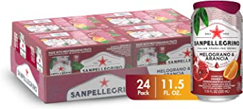 San Pellegrino 24-Pack of 1.25-Oz Sparkling Fruit Beverage
