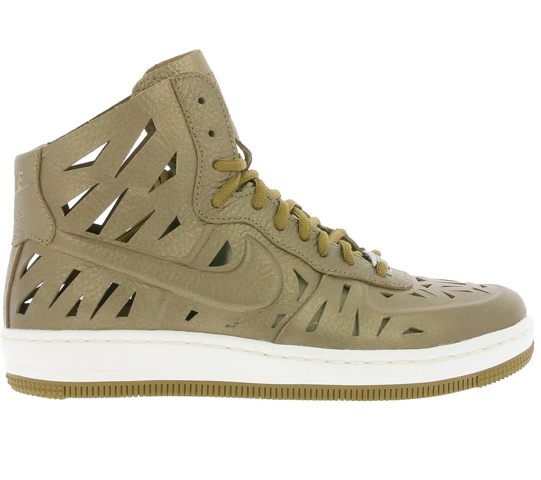 Nike WMNS Air Force 1 Ultra Force MID Joli 725075 900 | Gold