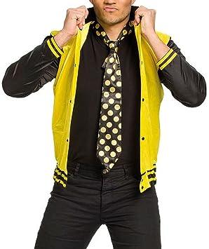 Folat – Adultos Disfraz Rock y Roll, chaqueta y corbata: Amazon.es ...