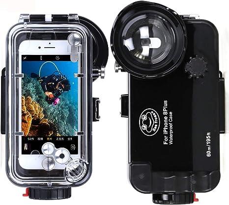 custodia subacquea iphone 8 plus